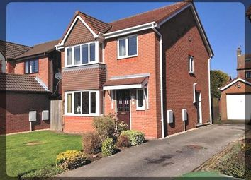 Thumbnail 3 bed detached house to rent in Mace View, Beverley