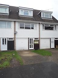 Thumbnail 3 bed town house to rent in Headley Close, Woodley, Reading