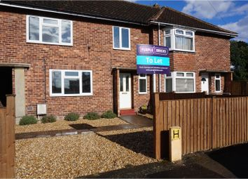 Thumbnail 3 bed terraced house to rent in Woodlands, Retford