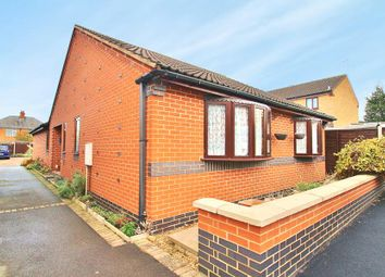 Thumbnail 3 bed detached bungalow for sale in Sandford Road, Syston, Leicestershire