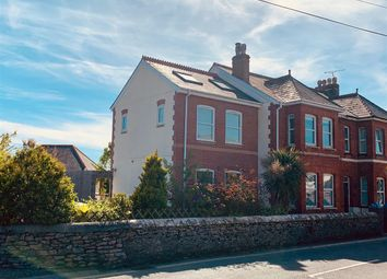 Thumbnail 4 bed semi-detached house for sale in Church Road, Plymstock, Plymouth
