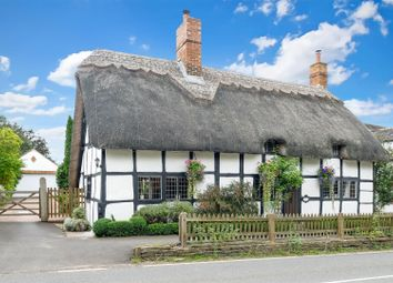 Thumbnail 3 bed cottage for sale in Bank Cottage, Wixford, Alcester