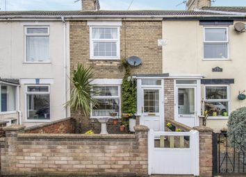 Thumbnail 3 bed terraced house for sale in Coronation Terrace, Pakefield Street, Pakefield, Lowestoft