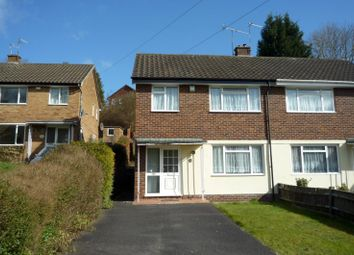 Thumbnail 3 bed semi-detached house to rent in Hicks Farm Rise, High Wycombe