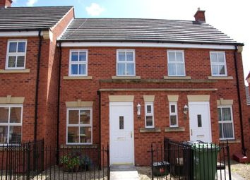 Thumbnail 2 bedroom terraced house to rent in Wright Way, Stoke Park, Bristol