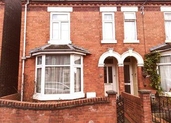 3 bed terraced house to rent in Ferrestone Road, Wellingborough NN8
