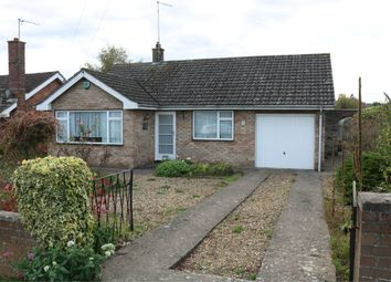 Thumbnail 2 bed detached bungalow for sale in Cecil Close, Bourne, Lincolnshire