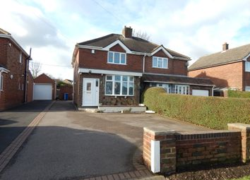 Thumbnail 3 bedroom semi-detached house to rent in Boney Hay Road, Burntwood