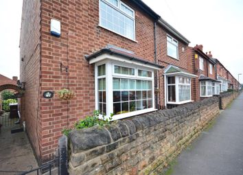 Thumbnail 3 bedroom semi-detached house for sale in Logan Street, Bulwell, Nottingham
