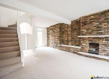 Thumbnail 2 bed terraced house for sale in Mill Road, London