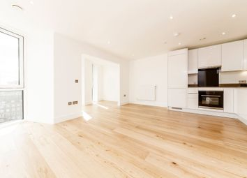 Thumbnail 1 bed flat to rent in City West Tower, 6 High Street, Stratford, London