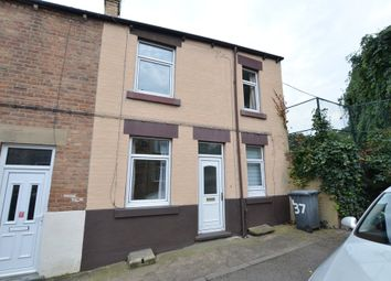 Thumbnail 3 bedroom end terrace house for sale in Bond Street, Wombwell, Barnsley