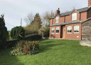 Thumbnail 3 bed detached house for sale in Nantglyn, Denbigh, Denbighshire