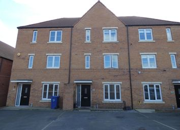 Thumbnail 4 bed town house for sale in Dove Road, Mexborough