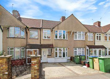 3 bed terraced house to rent in Buckingham Avenue, Welling, Kent DA16
