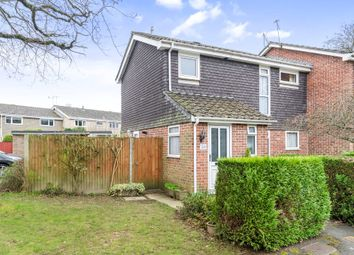 Thumbnail 3 bed semi-detached house for sale in Oxburgh Close, Eastleigh