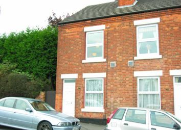 Thumbnail 2 bed end terrace house to rent in Burr Lane, Ilkeston, Derbyshire