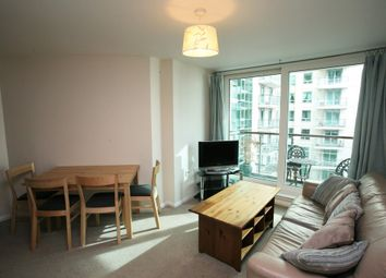 Thumbnail 1 bed flat to rent in St George Wharf, Vauxhall, London
