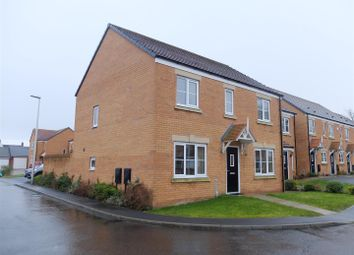 Thumbnail 4 bed detached house for sale in Brackenleigh Close, Carlisle