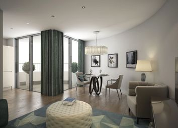 Thumbnail 2 bedroom flat for sale in Albert Embankment, London