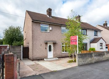 Thumbnail 3 bed semi-detached house for sale in Meadow Lane, St. Helens