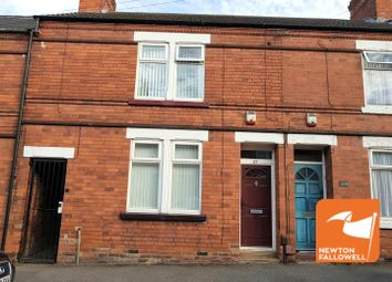 Thumbnail 3 bed terraced house for sale in Goldsmith Street, Mansfield