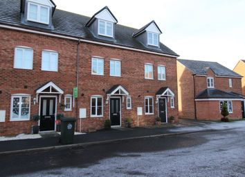Thumbnail 3 bed terraced house for sale in A Cloverfield, West Allotment, Newcastle Upon Tyne