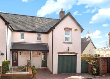 Thumbnail 3 bed semi-detached house for sale in Three Lions Close, Wimborne, Dorset