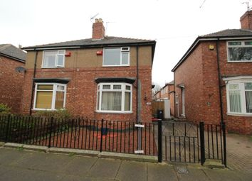 Thumbnail 2 bed semi-detached house for sale in Sandriggs, Darlington