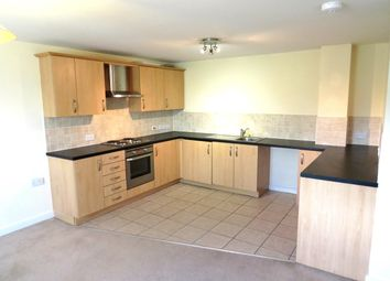Thumbnail 2 bed flat to rent in Ashville Road, Hampton Hargate, Peterborough