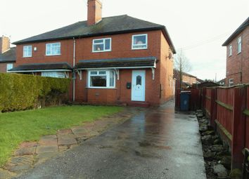 Thumbnail 4 bedroom semi-detached house to rent in Broomfield Road, Newport