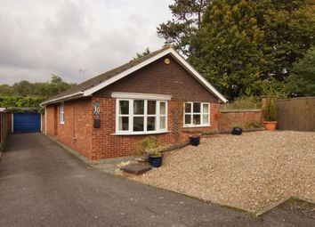 Thumbnail 3 bed bungalow for sale in The Rookery, Scawby, Brigg