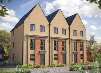 "Thumbnail 3 bed semi-detached house for sale in ""The Shotley"" at Ribbans Park Road, Ipswich"