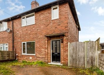 Thumbnail 3 bed semi-detached house for sale in Dodsworth Crescent, Normanton