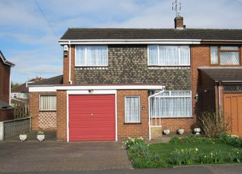 Thumbnail 3 bed end terrace house for sale in Swanswell Road, Solihull