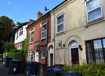 Thumbnail 1 bedroom terraced house to rent in Station Road, Kings Norton, Birmingham