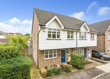 Thumbnail 3 bed semi-detached house for sale in Malory Close, Beckenham
