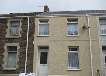 Thumbnail 2 bed terraced house to rent in Sandfields Road, Port Talbot, Neath Port Talbot.