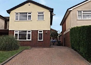 Thumbnail 3 bed link-detached house for sale in Epping Close, Oldham