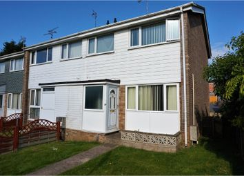 Thumbnail 3 bed end terrace house for sale in Wharfedale, Thornbury