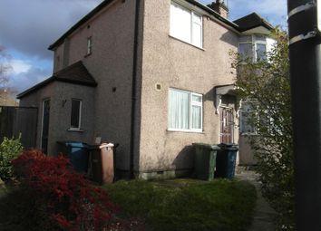 Thumbnail 2 bed maisonette to rent in Harrow View, Harrow