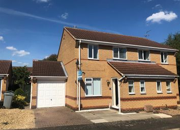 Thumbnail 3 bed property to rent in Wensleydale Close, Grantham