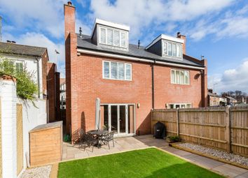 Thumbnail 3 bed town house for sale in Nightingale Road, Hitchin, Hertfordshire