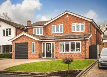 Gilbert Crescent, Duffield, Derbyshire DE56. 5 bed detached house for sale