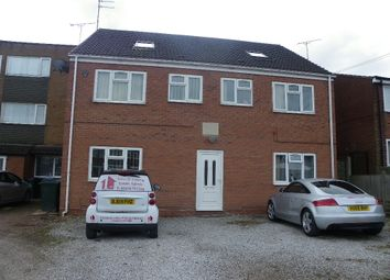 Thumbnail 1 bed flat to rent in Manique Manor, Compton Road, Holbrooks