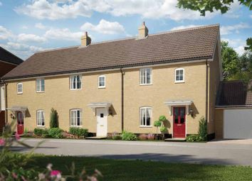 Thumbnail 3 bed terraced house for sale in Halstead Road, Stanway, Essex