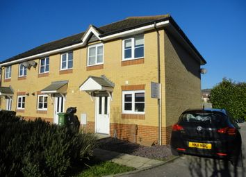 Thumbnail 3 bedroom end terrace house for sale in The Fairways, Farlington, Portsmouth