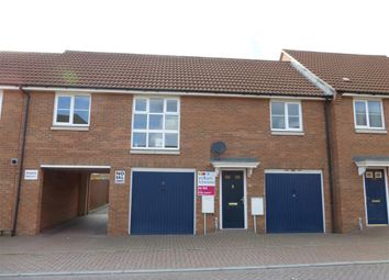 Thumbnail 2 bedroom flat to rent in Jentique Close, Dereham