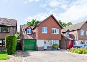 Thumbnail 4 bed detached house for sale in Rastrick Close, Burgess Hill