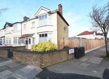 Thumbnail 3 bed terraced house for sale in Benton Road, Ilford